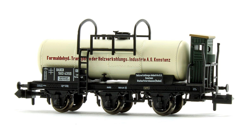 HOLZVERKOHLUNGS-INDUSTRIE AG BADSTB 6 Wheel Tank Wagon
