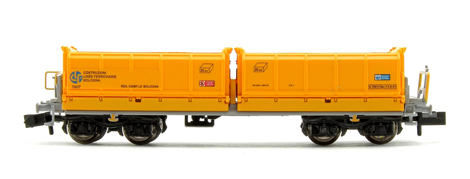 CLF Ep.V Yellow Tipper Wagon 7407