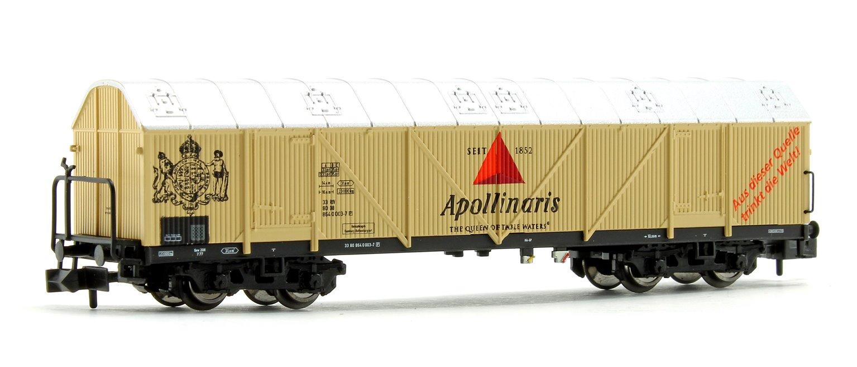 """Apollinaris"" TThs 43 DB Ep.IV Refridgerator Wagon"