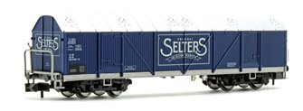 """Selters"" TThs 43 DB EP.IV Refridgerator Wagon"