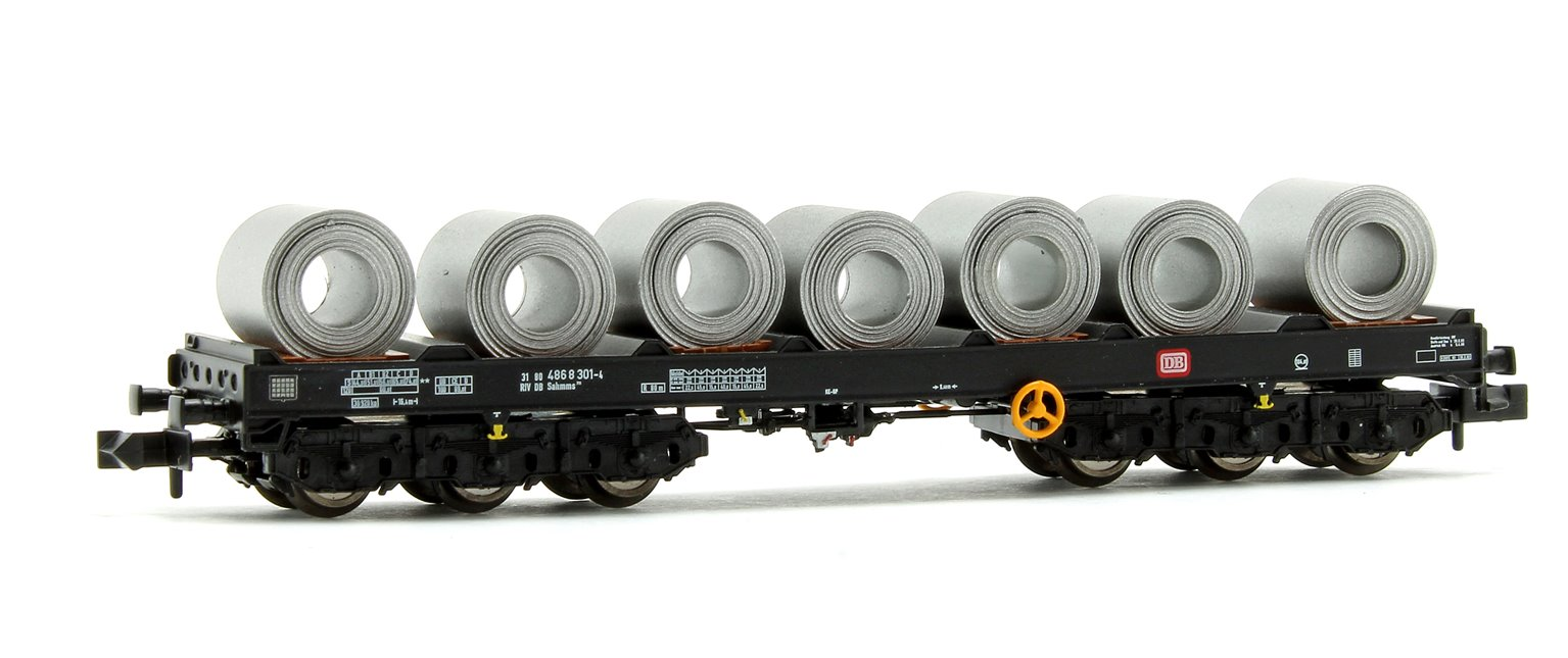 DB Streel Transport Wagon with Coil Load Ep.IV/V
