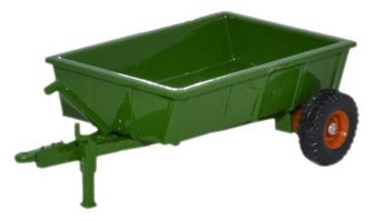 Farm Trailer Green