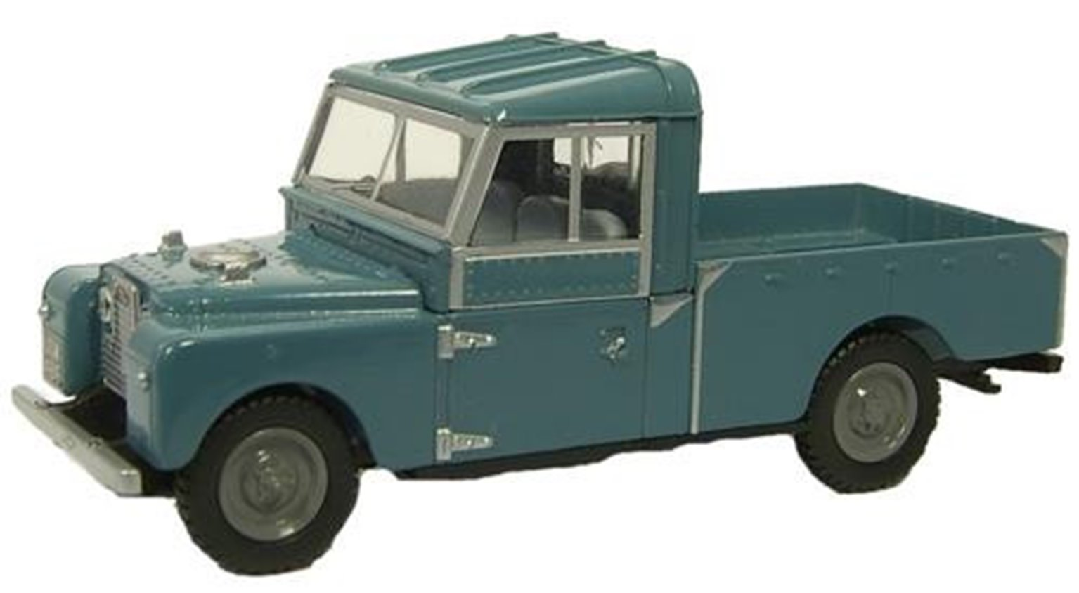 Land Rover Series I 109'' Blue