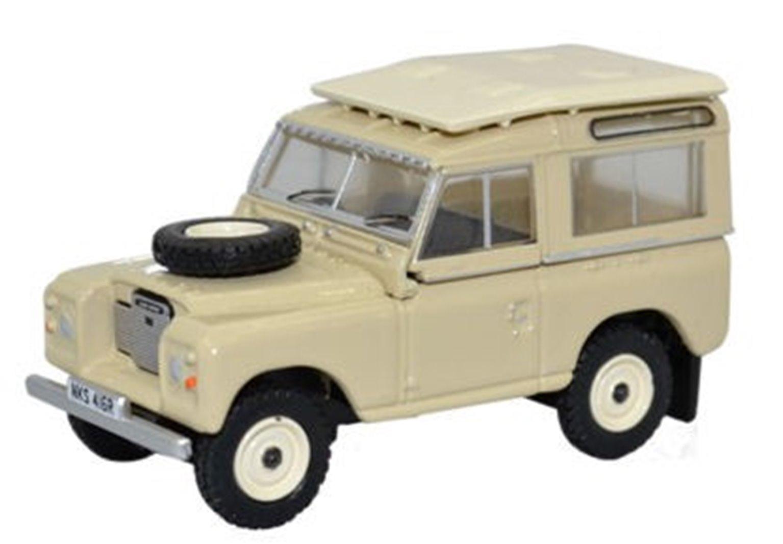 Land Rover Series III Station Wagon Limestone