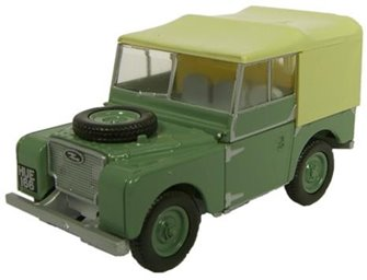 Land Rover Series 1 80 Open HUE 166