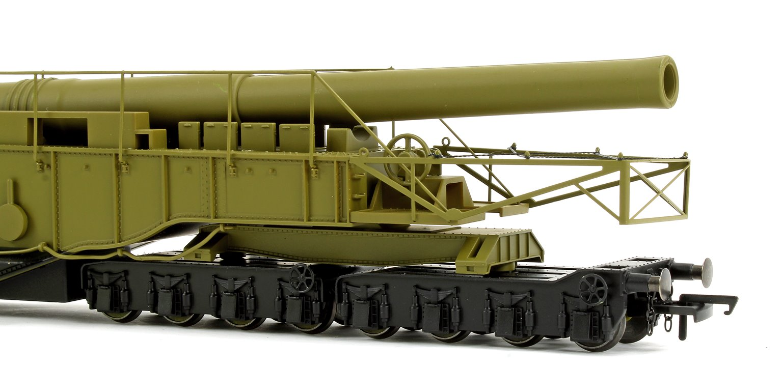 Rail Gun - Railgun Gladiator WWII Railgun