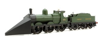 GWR Dean Goods 2534 with Snow Plough (DCC-Sound)