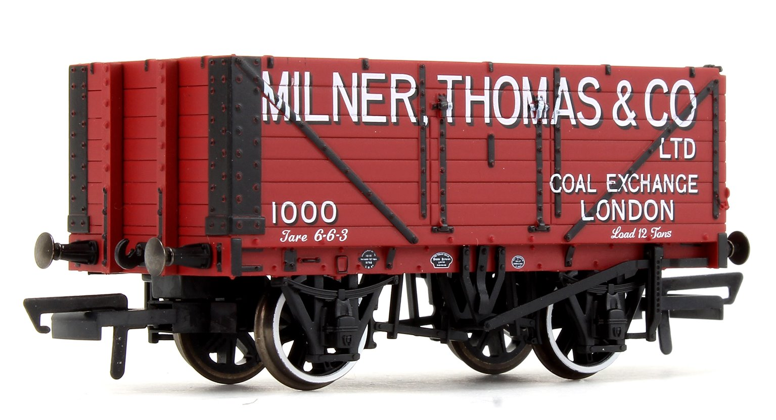 Mixed Private Owner Wagon Set