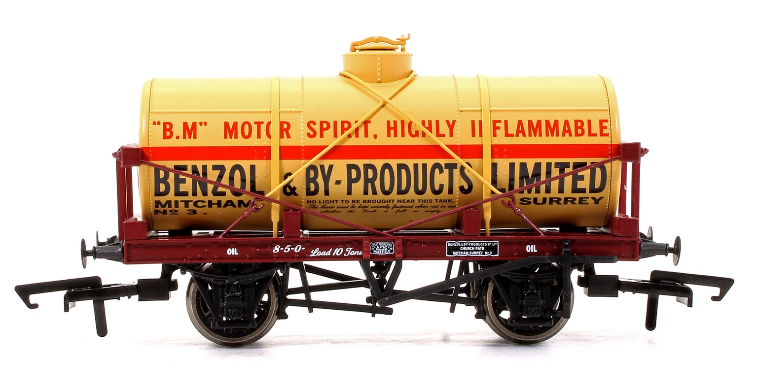 12 Ton Tank Wagon Benzol and By Products