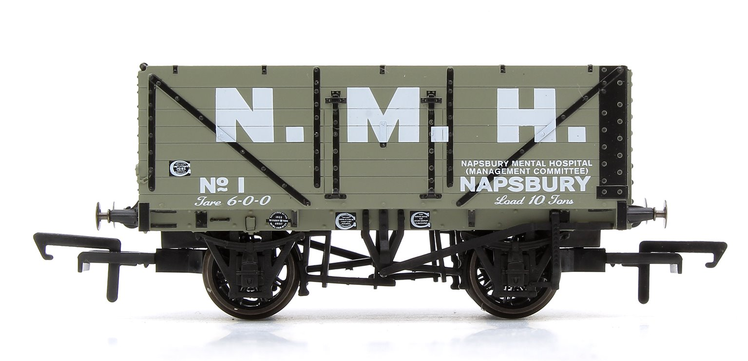 7 Plank Mineral Wagon - Napsbury Hospital Cmtte No.1