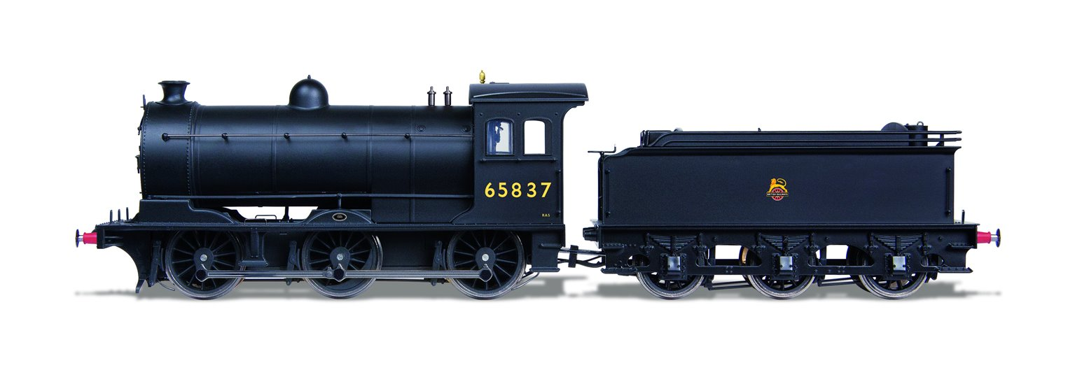 Class J27 BR Black (Early) 0-6-0 Steam Locomotive No.65837