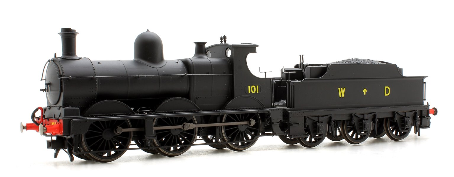 Dean Goods Steam Loco - War Department