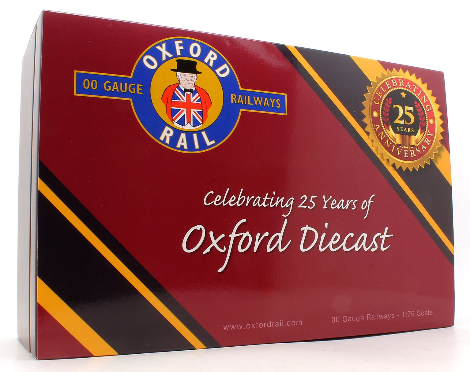 25 Years of Oxford Diecast Adams Radial Southern Late Locomotive 3520