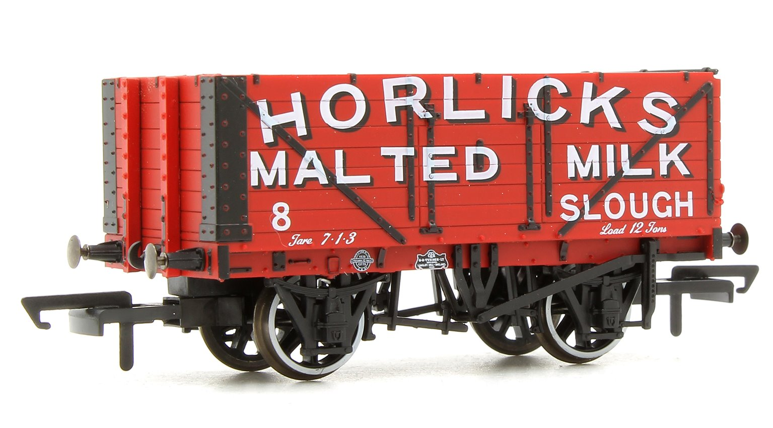 7 Plank Mineral Wagon - Horlicks Malted Milk Slough 8