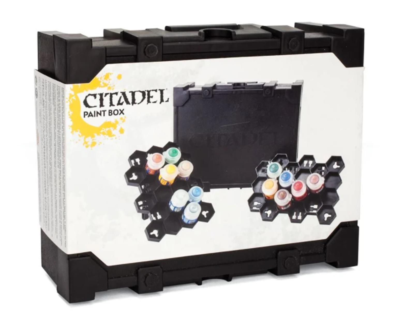 WarHammer Citadel Paint Box