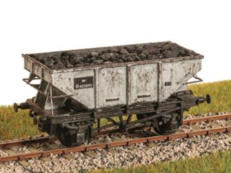 OO BR(E) 13 ton Steel Body Hopper Wagon Kit