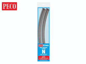 ST3019 Setrack Double Standard Curve Track Radius 4 333.4mm (4)