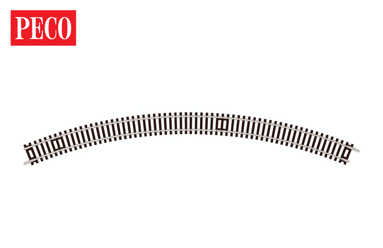 ST17 No.3 Radius Double Curve, 298.5mm (11¾in)