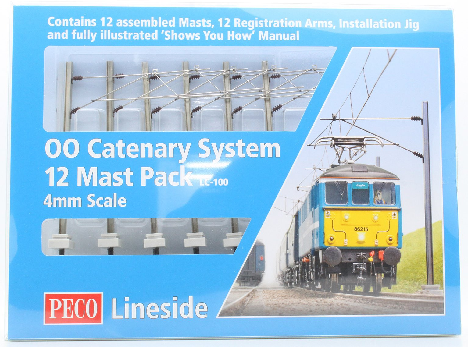 Catenary System Startup Pack