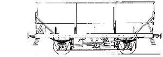 BR 21 Ton Rebodied Hopper (Vac.Brake) Kit