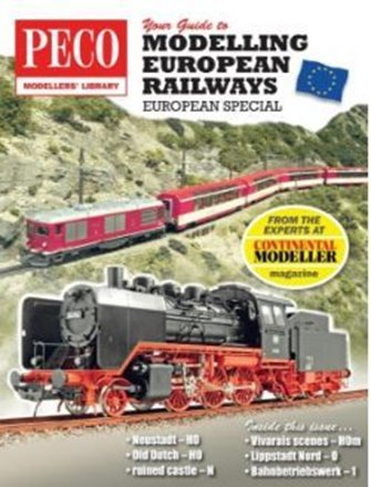 Peco PM-205 Your Guide to Modelling European Railways