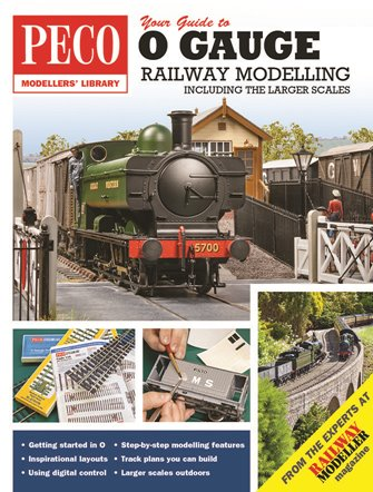 PM208 Your Guide to O Gauge Railway Modelling Including the Larger Scales