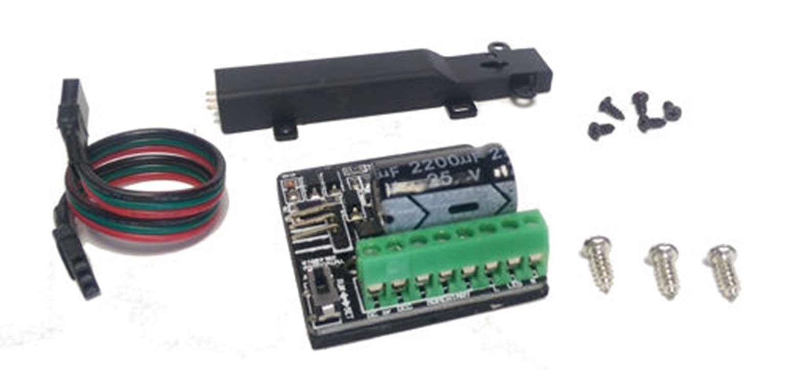 Surface Mounted Point Motor (DCC-Fitted)