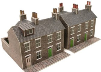 Terraced Houses - Stone