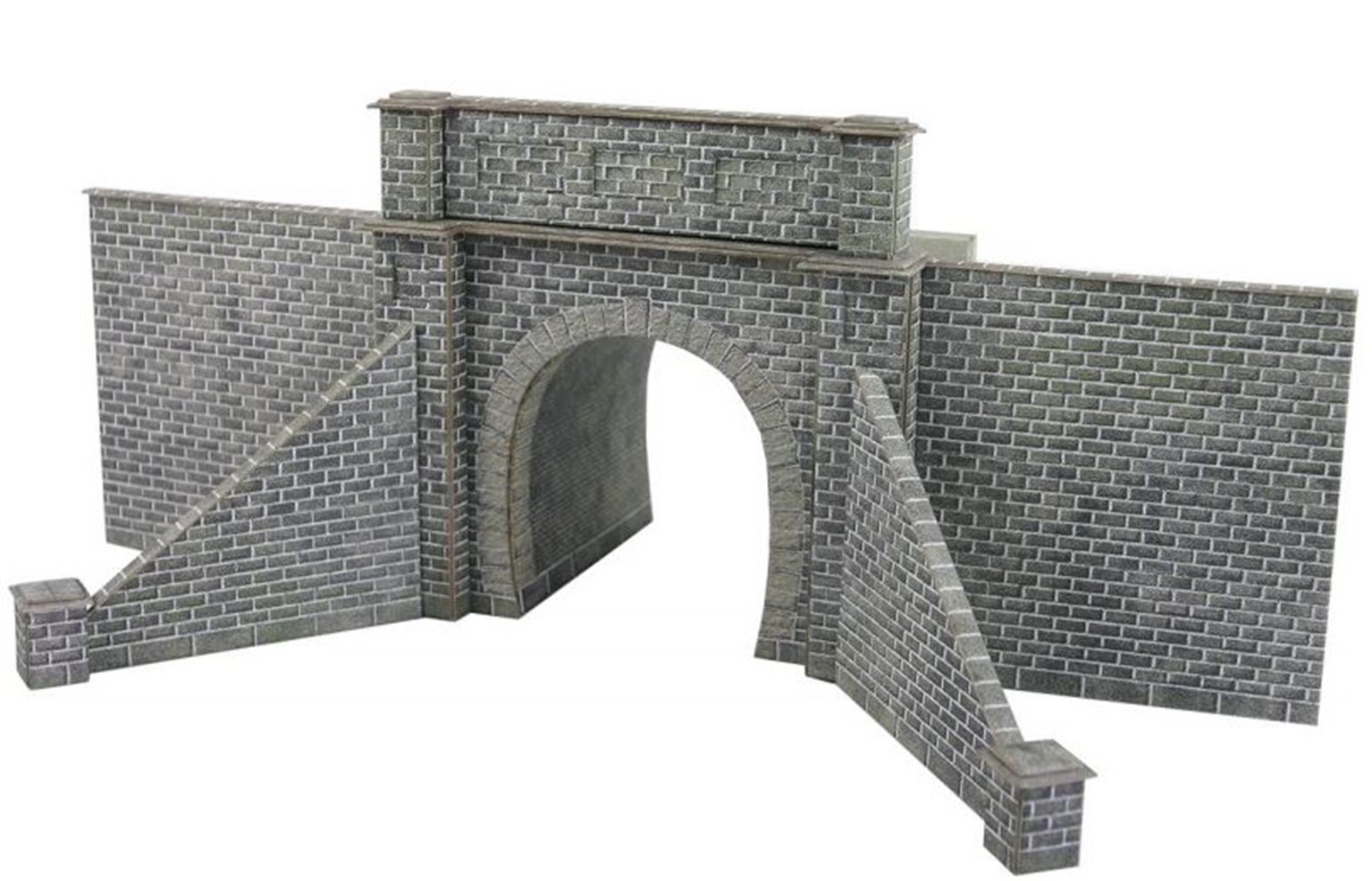PN143 N Scale Tunnel Entrances Single Track