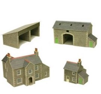 Manor Farm Building Kit