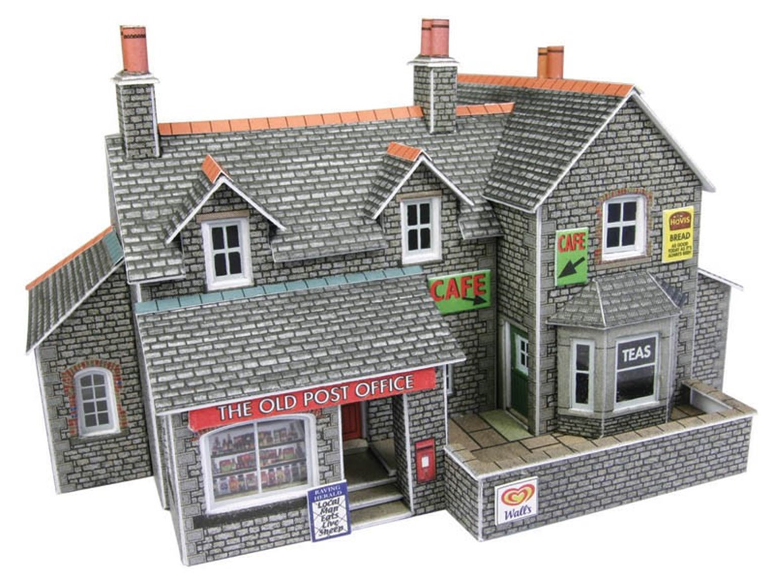 Village Shop & Cafe Kit