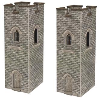 N Gauge Watch Tower