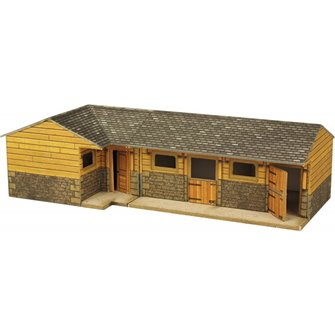 PN822 N Scale Stable Block