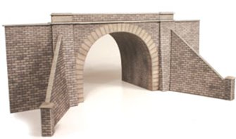 00 Double Track Tunnel Entrances Kit
