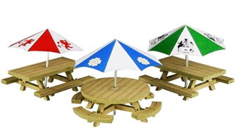 Picnic Tables Kit