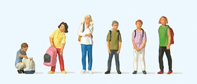 School Children Figure Set (6)