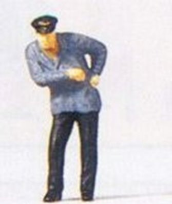 Engine Driver Figure