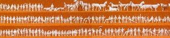 Unpainted Figures/Animals (160)
