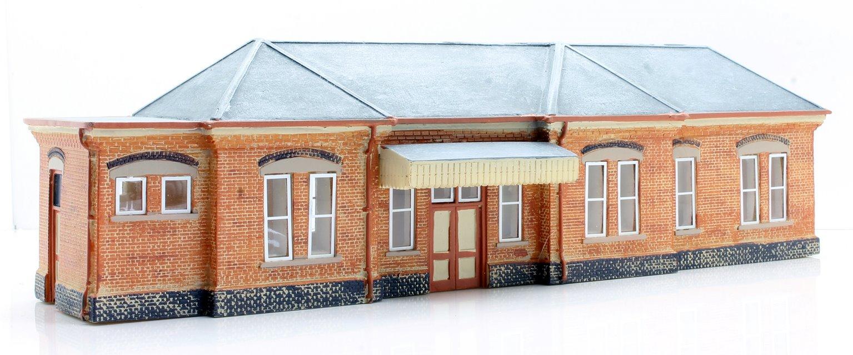 GWR Station Building (Pre-Built)