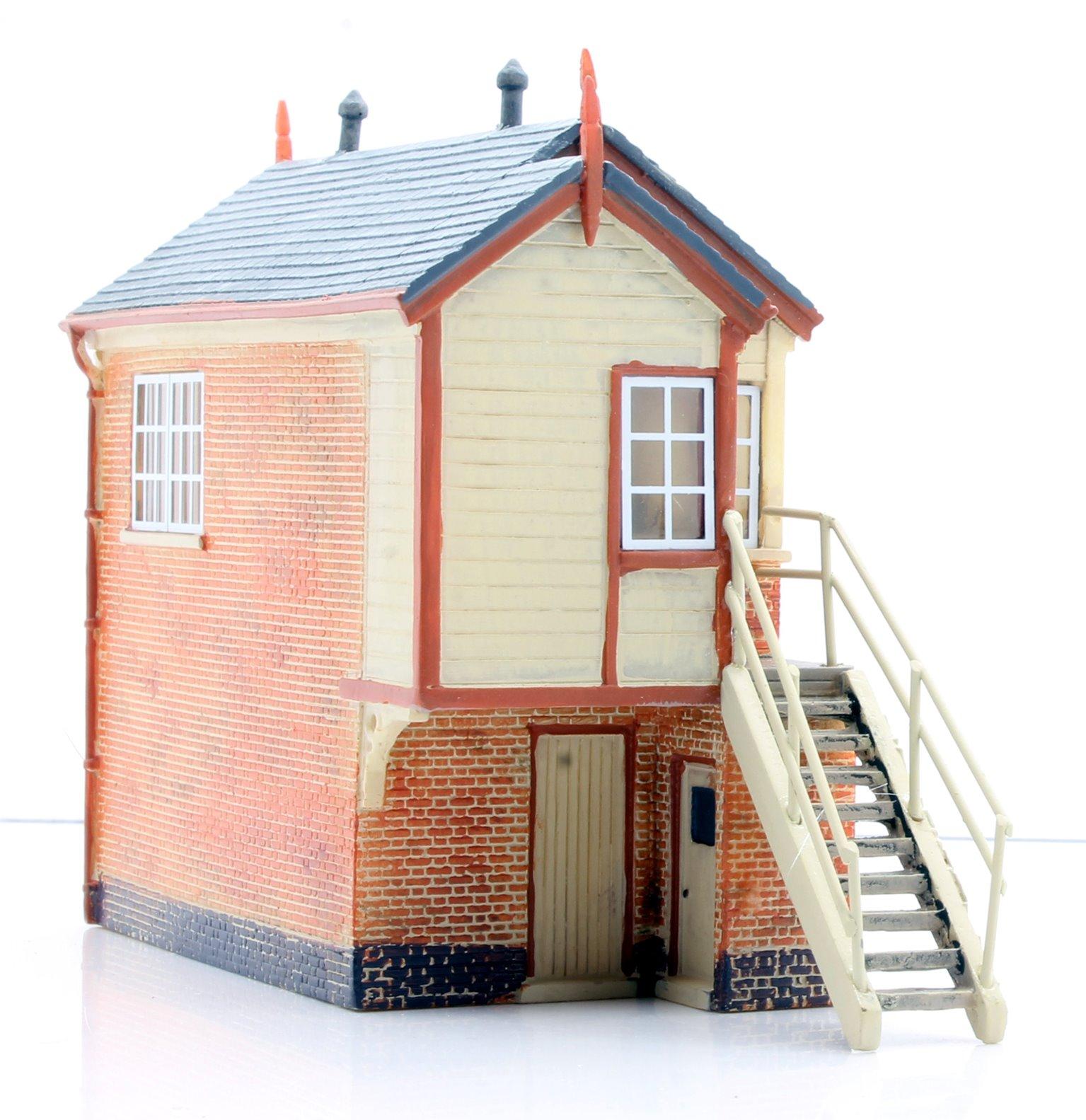 GWR Signal Box (Pre-Built)
