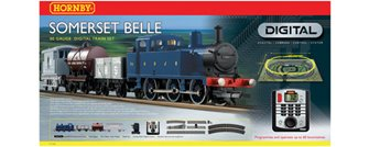 DCC SET - Somerset Belle Digital Train Set