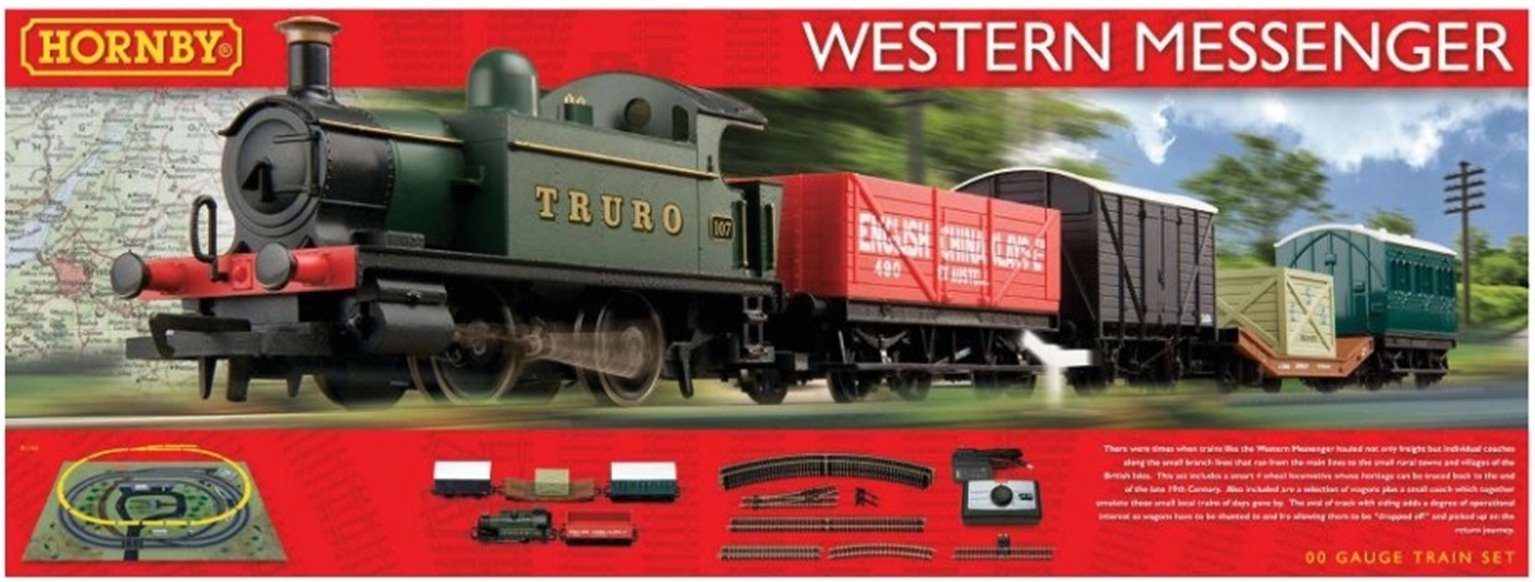 Western Messenger Train Set
