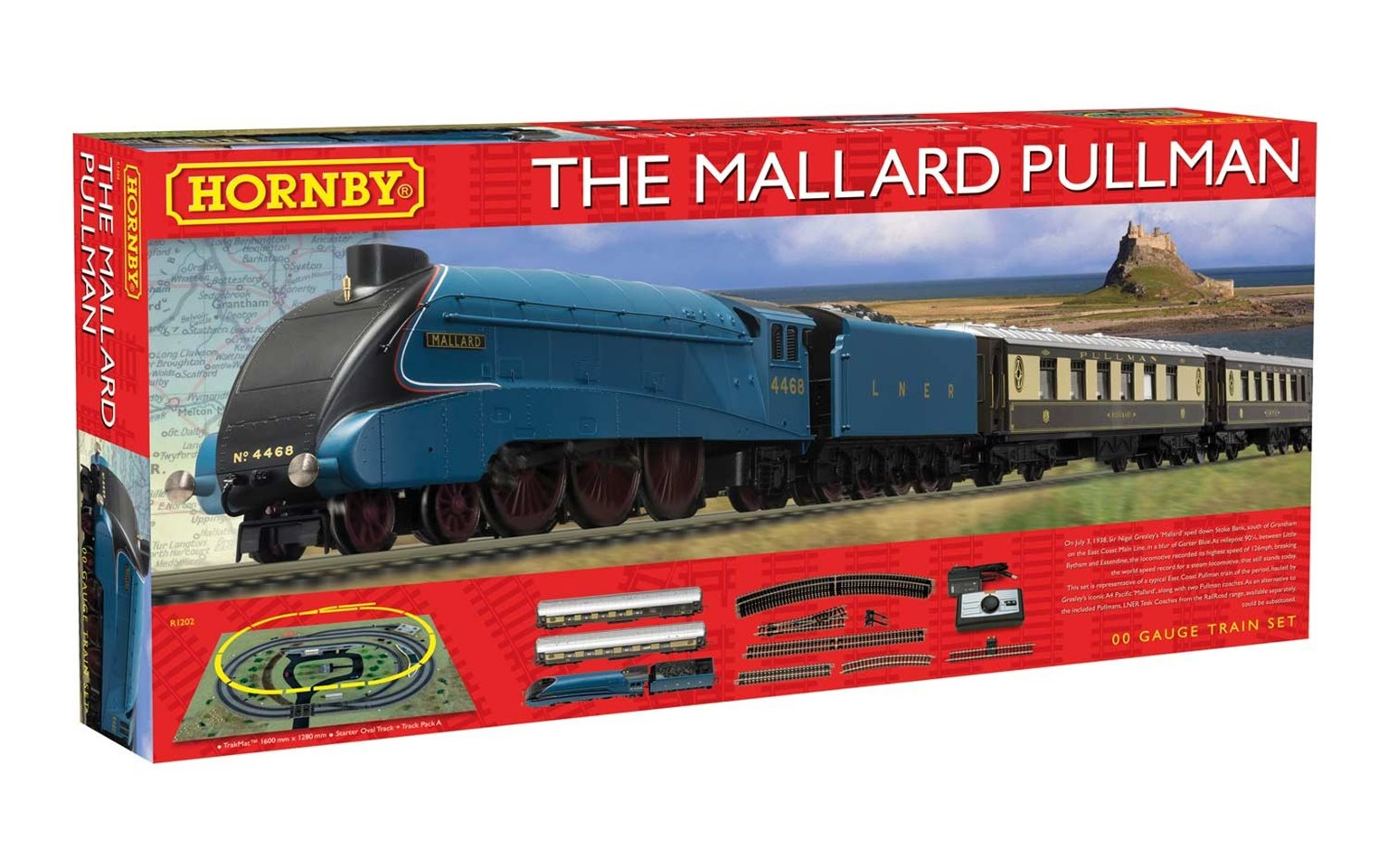 The Mallard Pullman Train Set