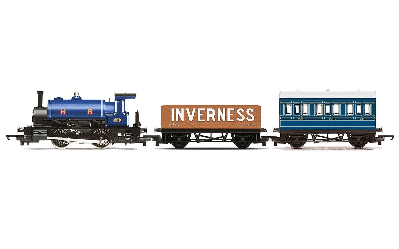 The Highland Rambler Train Set