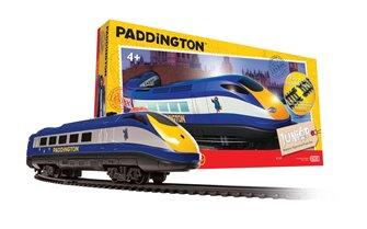 Hornby Junior Paddington Bear Train Set