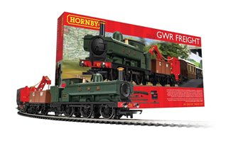 GWR Freight Train Set