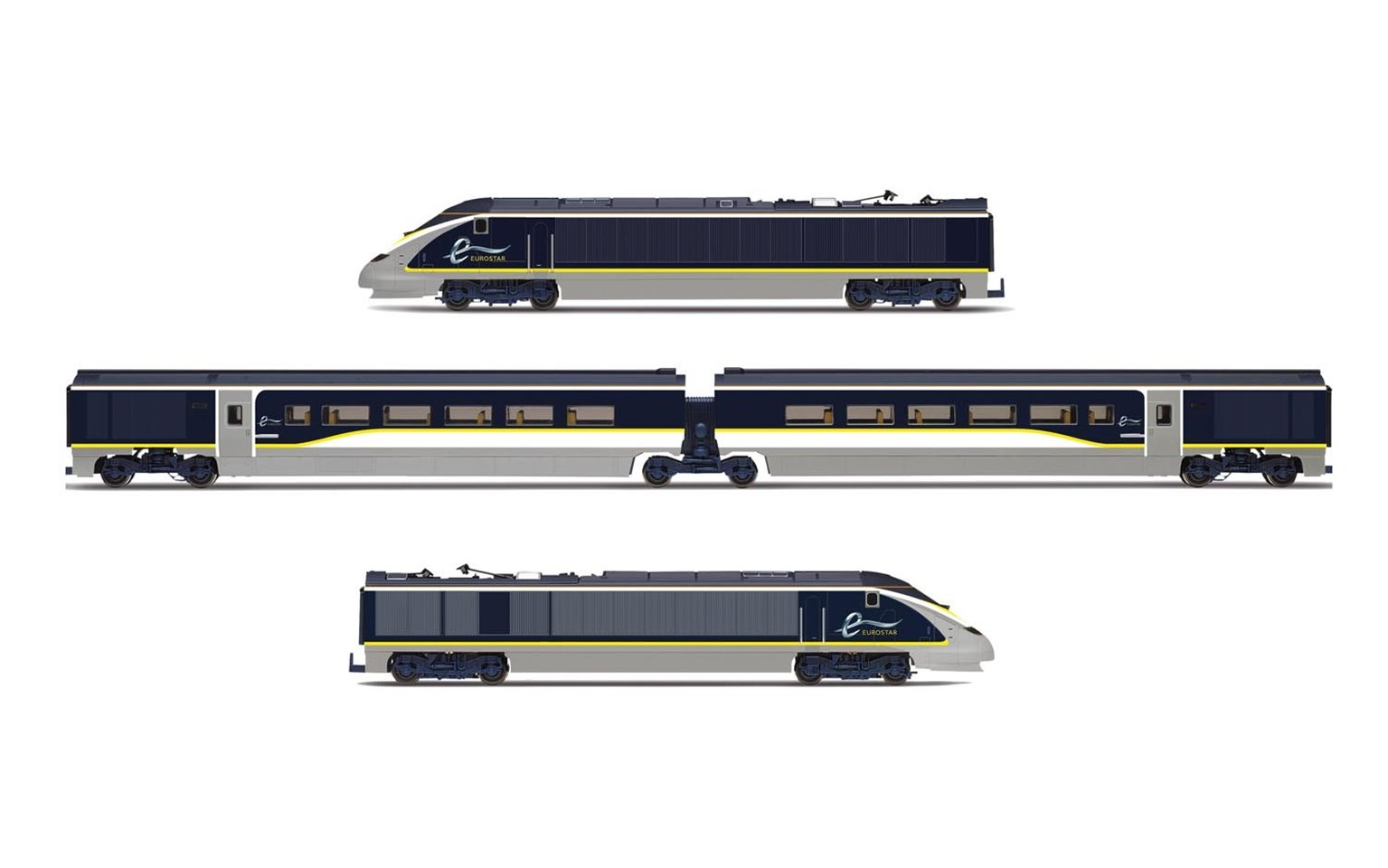 Eurostar, Class 373/1 e300 Train Pack