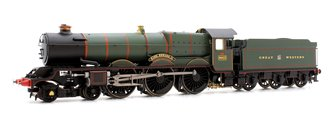 GWR Green King Class 4-6-0 'King Edward II' 6000 Class Locomotive No.6023