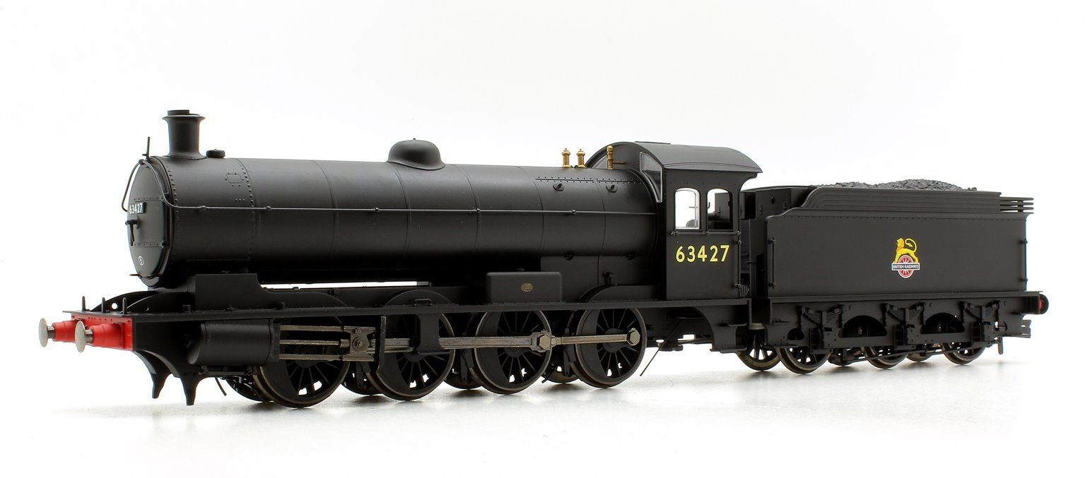 BR Black (Early) Class Q6 Raven 0-8-0 Steam Locomotive '63427'