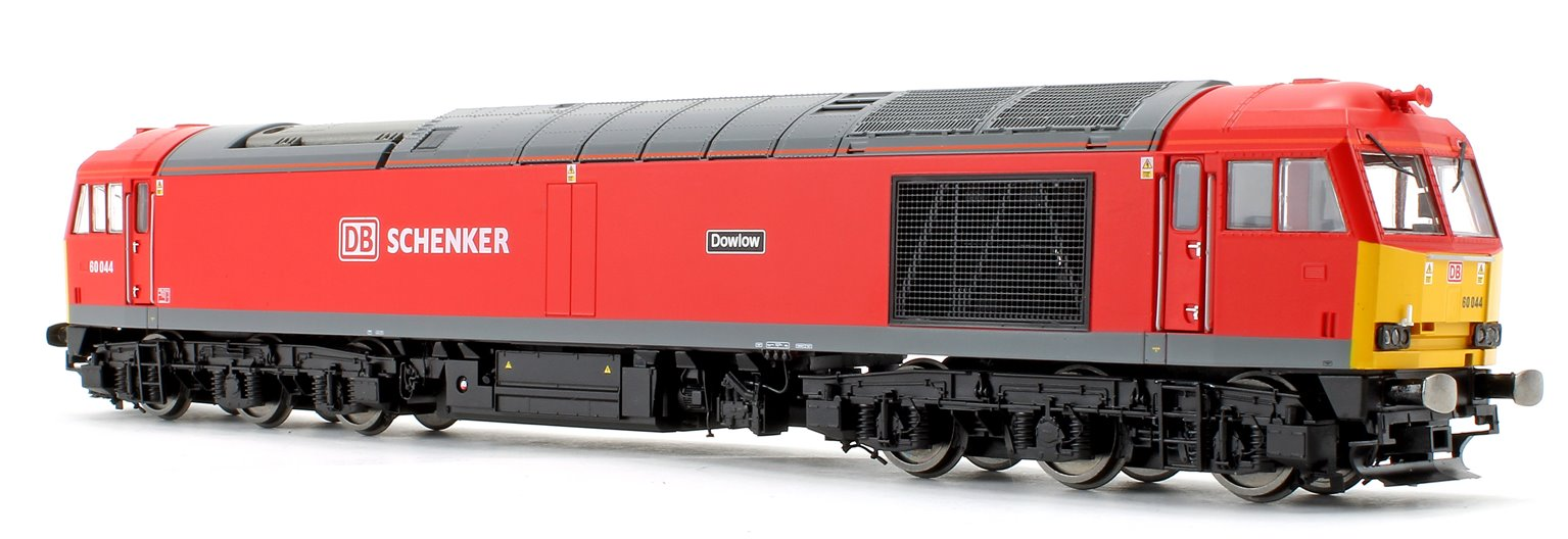 Class 60044 'Dowlow' DB Schenker Co-Co Diesel Locomotive DCC with TTS Sound!